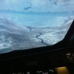 airbus flight simulator Innsbruck